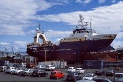 Werft in Reykjavik