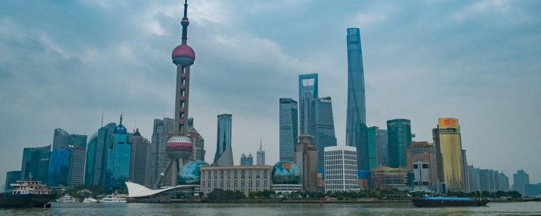 Shanghai – Ein Wochenende im vergangenen Herbst