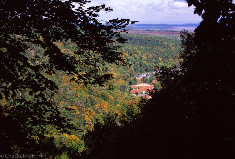 Harz – Zwei Tage Wandern im Herbst